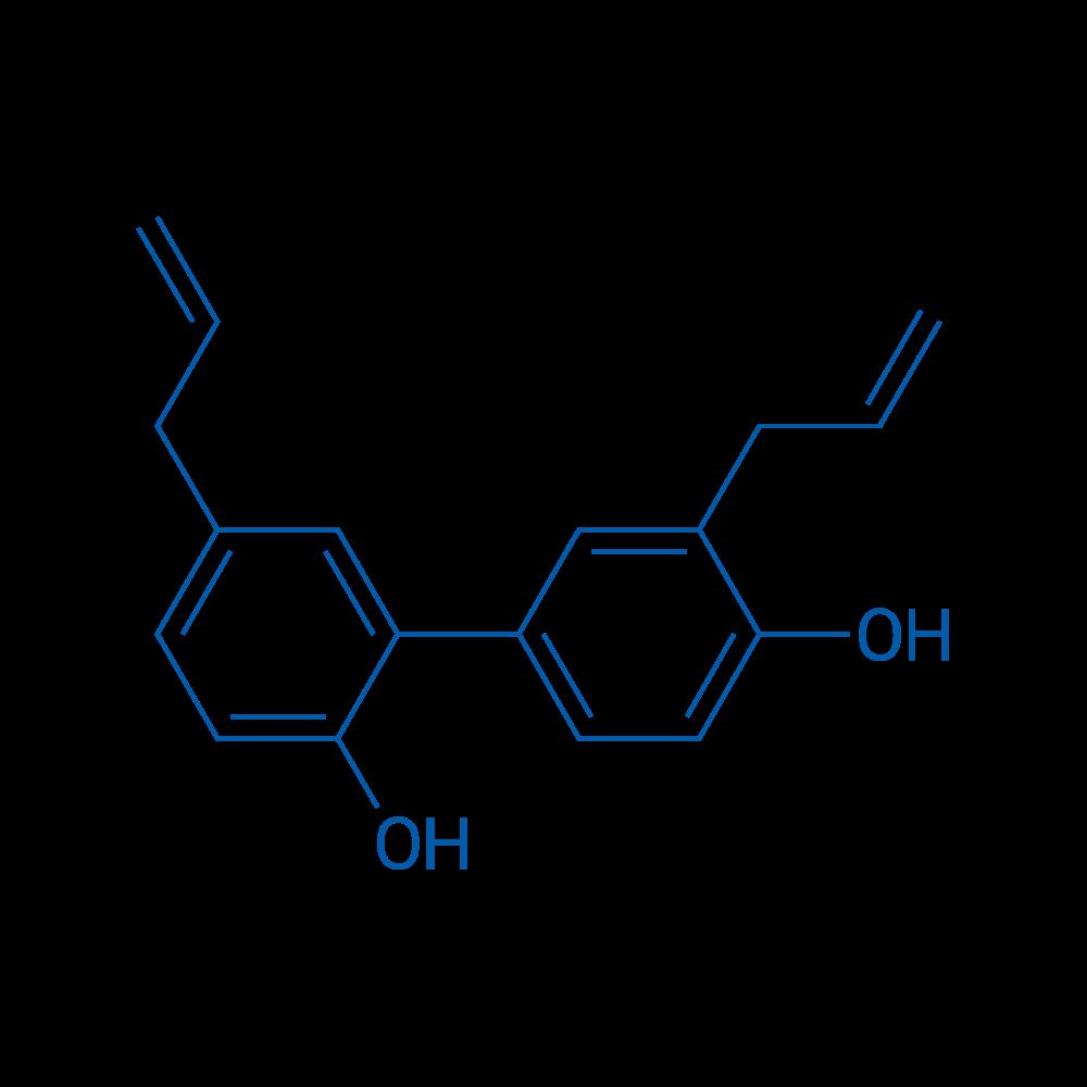 5,3'-Diallyl-2,4'-dihydroxybiphenyl