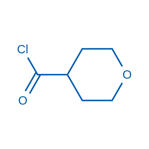 Tetrahydro-2H-pyran-4-carbonylchloride