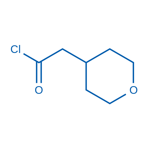 2-(Tetrahydro-2H-pyran-4-yl)acetyl chloride