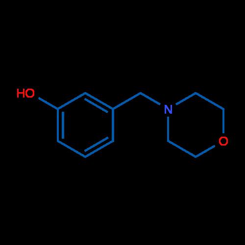 3-(Morpholinomethyl)phenol
