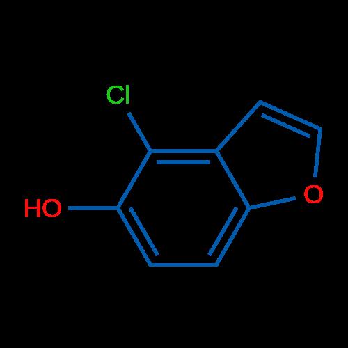 4-Chlorobenzofuran-5-ol