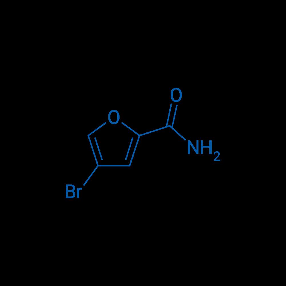 4-Bromofuran-2-carboxamide