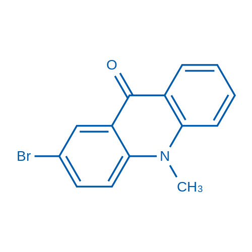 2-Bromo-10-methylacridin-9(10H)-one