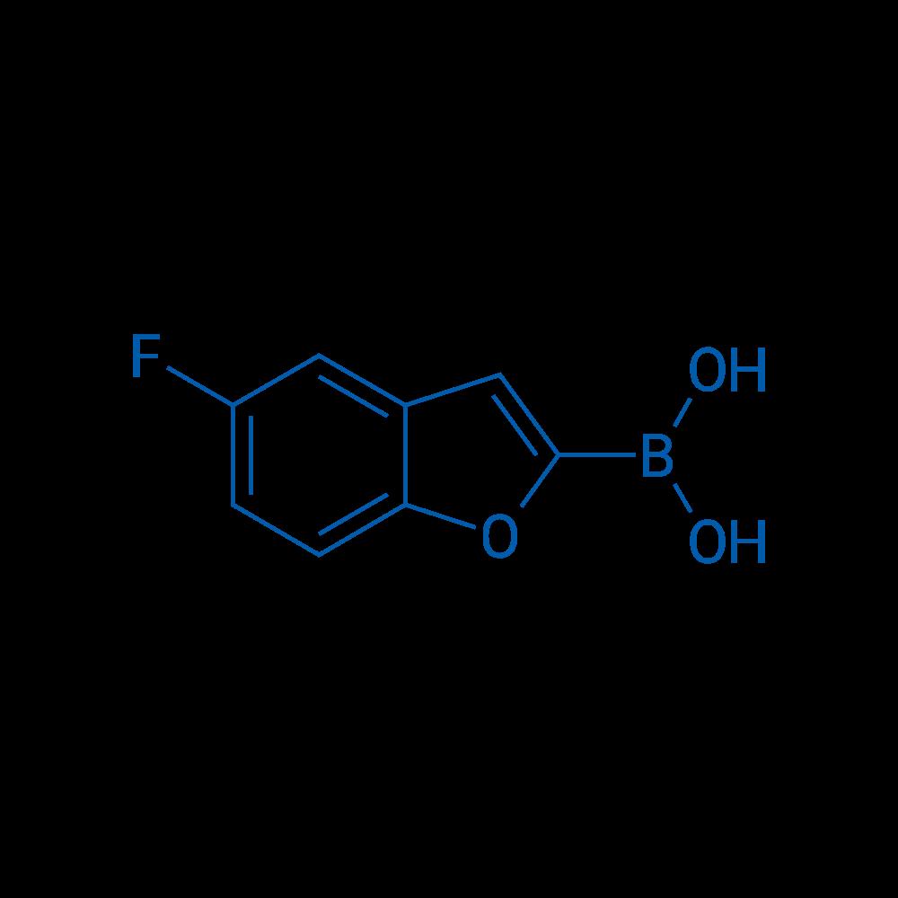 (5-Fluorobenzofuran-2-yl)boronic acid