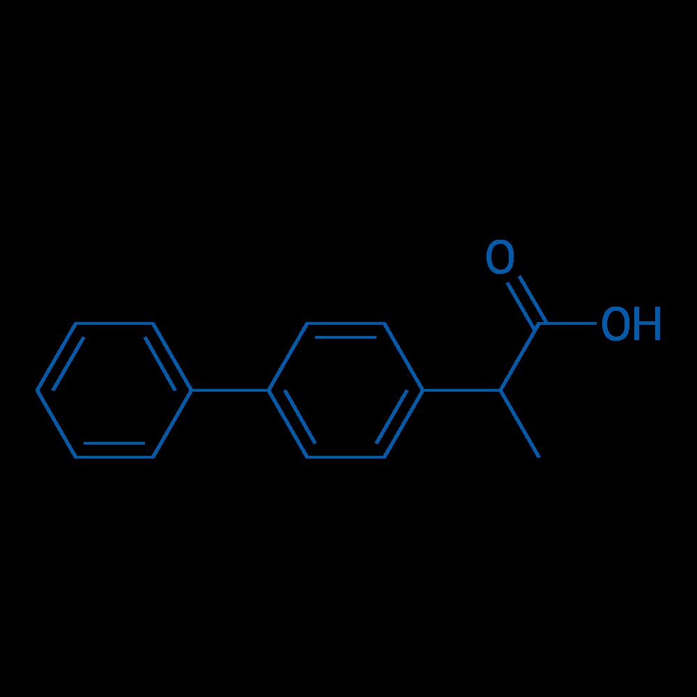 2-([1,1'-Biphenyl]-4-yl)propanoic acid