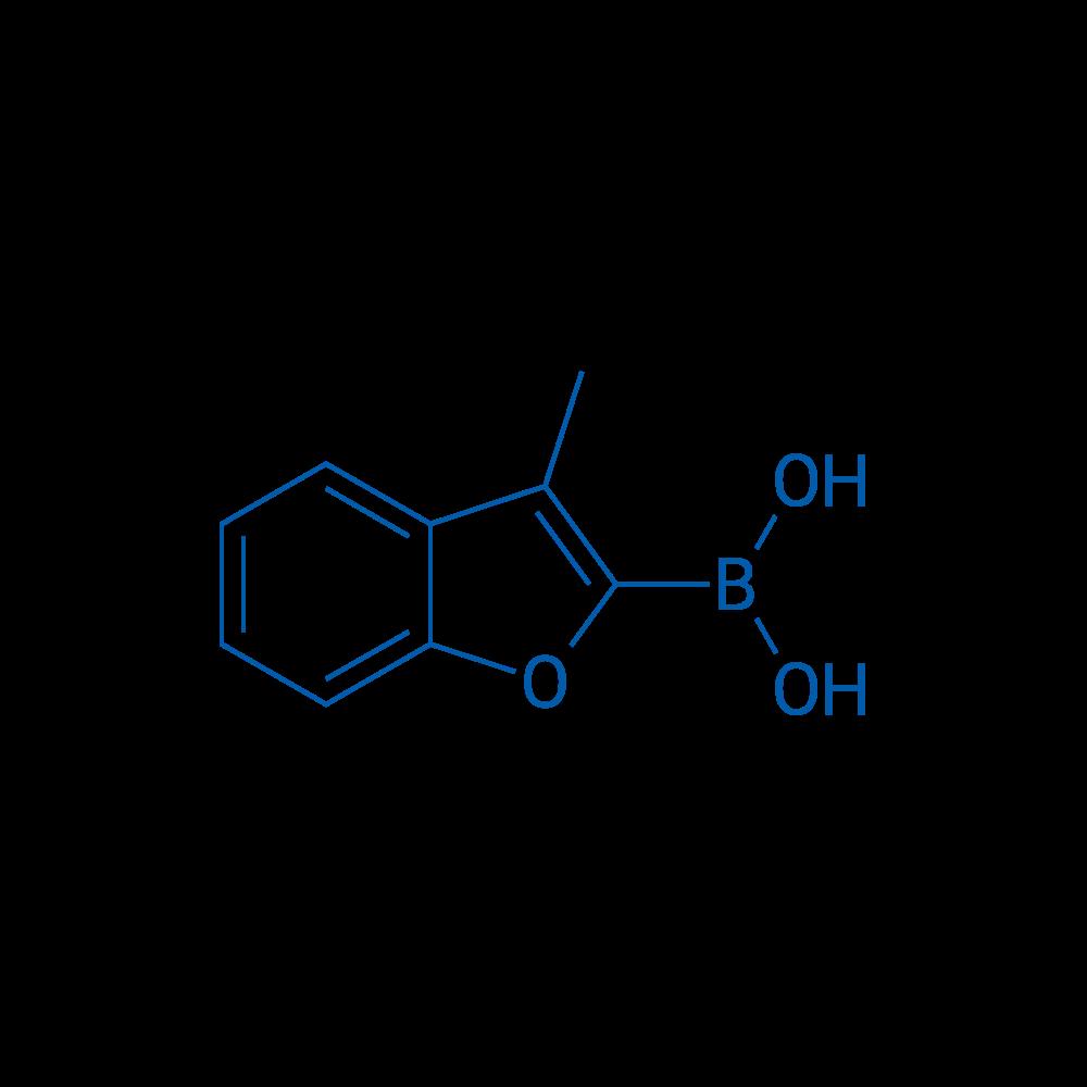 (3-Methylbenzofuran-2-yl)boronic acid