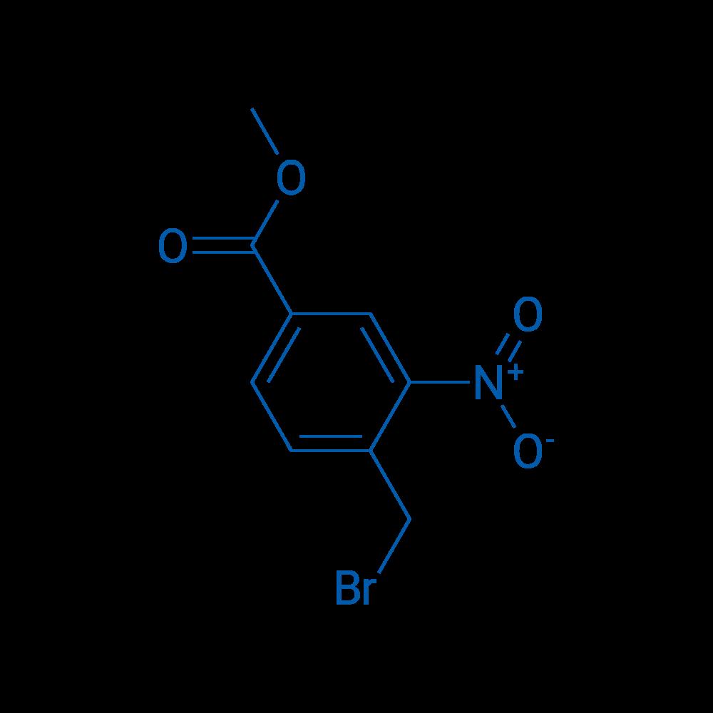 Methyl 4-(bromomethyl)-3-nitrobenzoate
