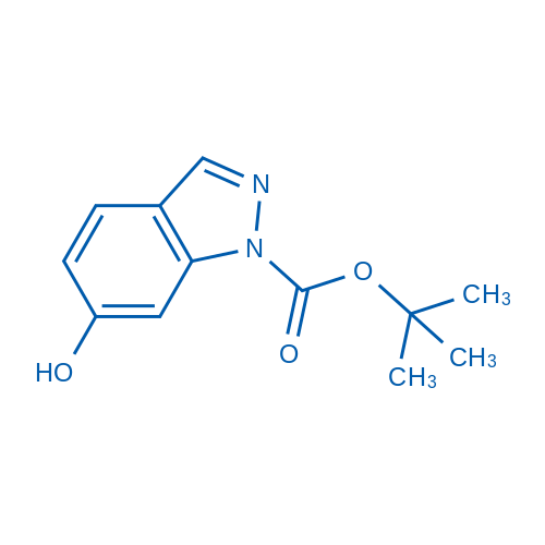 tert-Butyl 6-hydroxy-1H-indazole-1-carboxylate