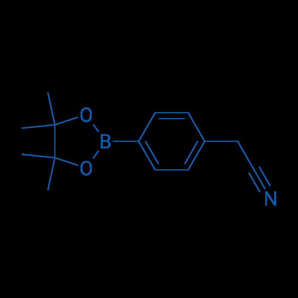 2-(4-(4,4,5,5-Tetramethyl-1,3,2-dioxaborolan-2-yl)phenyl)acetonitrile