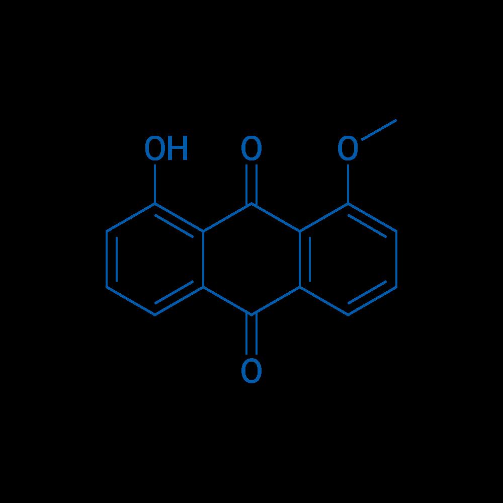 1-Hydroxy-8-methoxyanthracene-9,10-dione