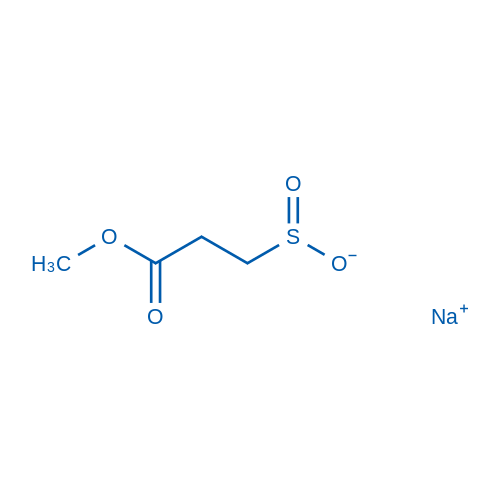 Sodium 3-methoxy-3-oxopropane-1-sulfinate