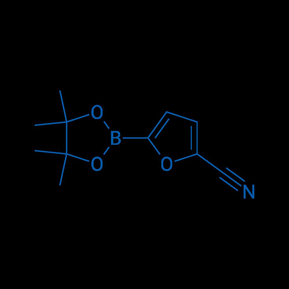 5-(4,4,5,5-Tetramethyl-1,3,2-dioxaborolan-2-yl)furan-2-carbonitrile