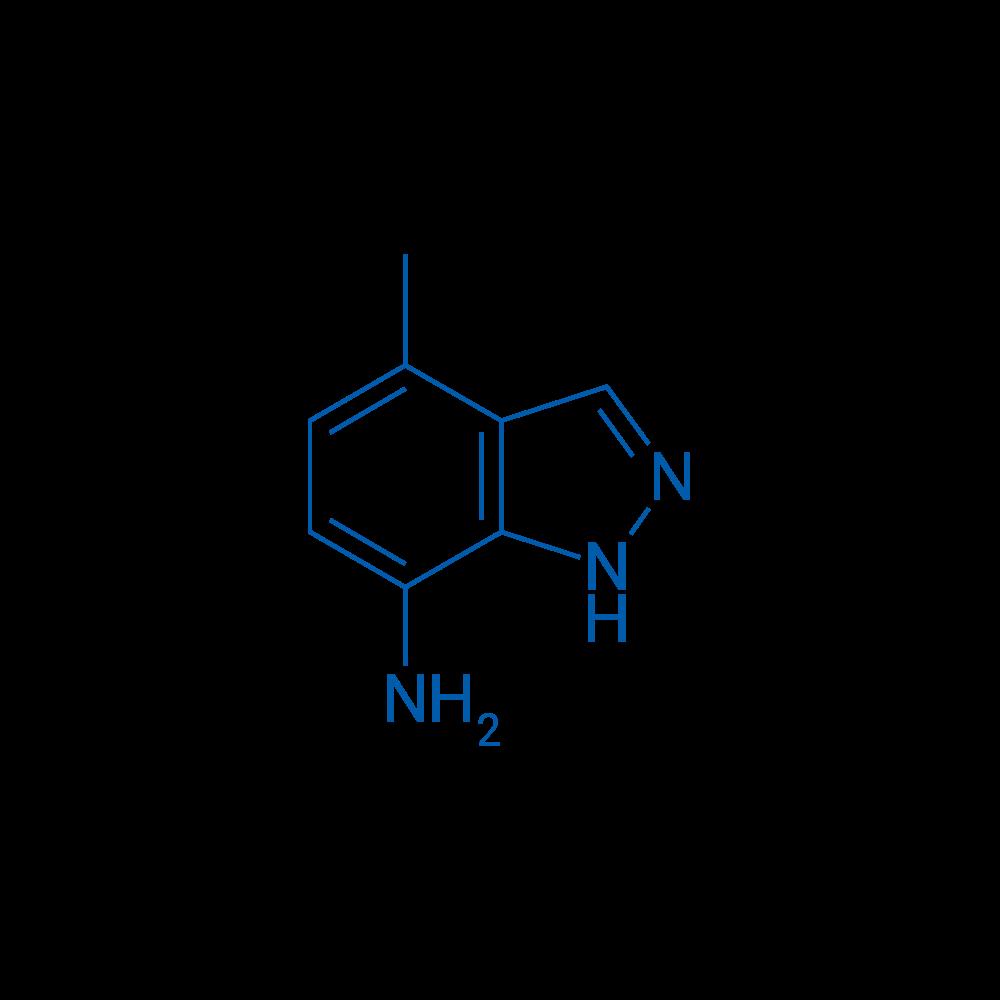 4-Methyl-1H-indazol-7-amine