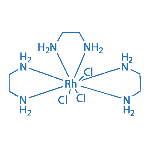 Tris(ethylenediamine)rhodium(III) chloride