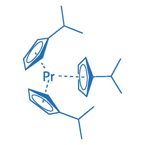 Tris(i-propylcyclopentadienyl)praseodymium