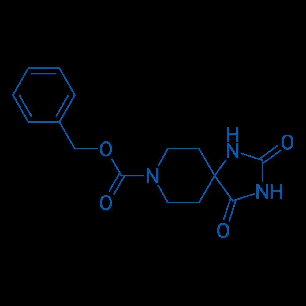 8-Cbz-2,4-dioxo-1,3,8-triazaspiro[4.5]decane