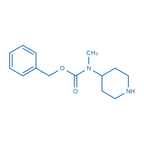 Benzyl methyl(piperidin-4-yl)carbamate