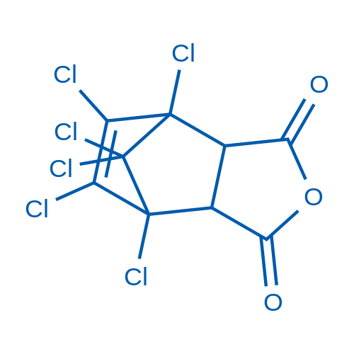 1,4,5,6,7,7-Hexachloro-5-norbornene-2,3-dicarboxylic anhydride