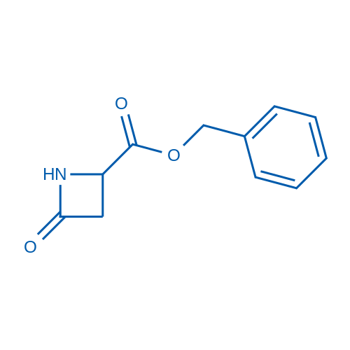 Benzyl 4-oxoazetidine-2-carboxylate