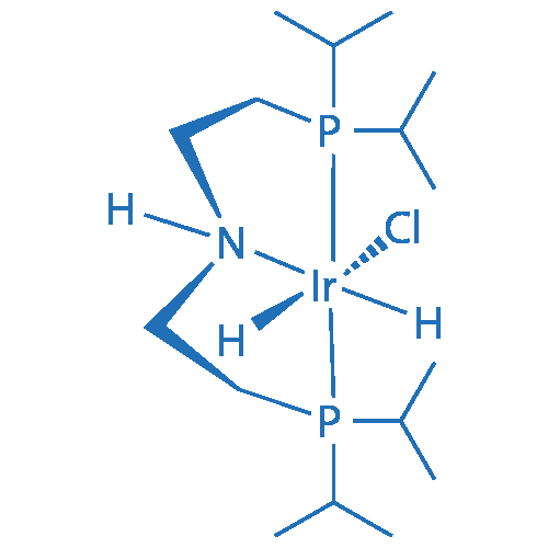 Chlorodihydrido[bis(2-di-i-propylphosphinoethyl)amine]iridium(III)