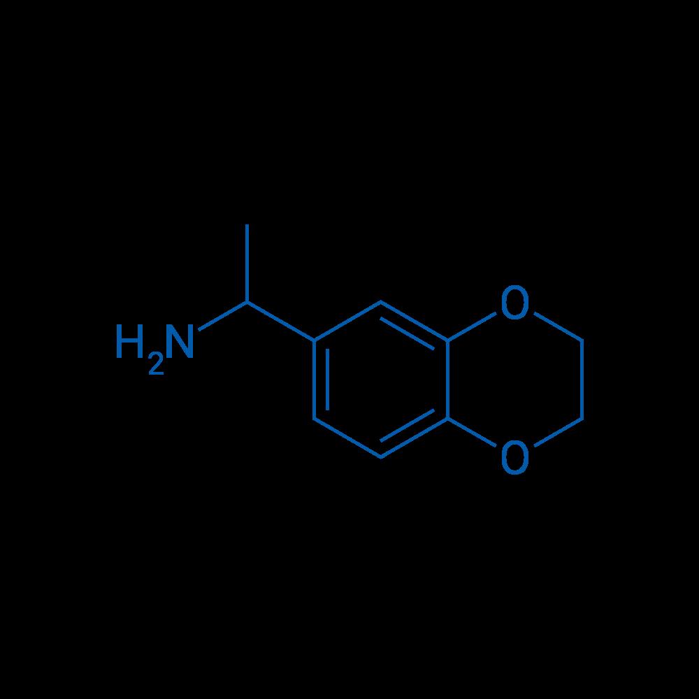 1-(2,3-Dihydro-benzo[1,4]dioxin-6-yl)-ethylamine