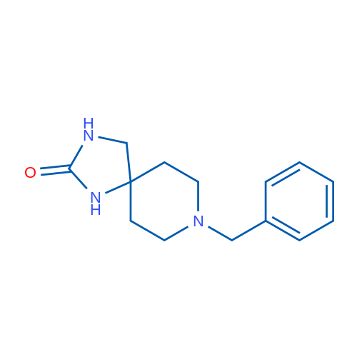 8-Benzyl-1,3,8-triazaspiro[4.5]decan-2-one