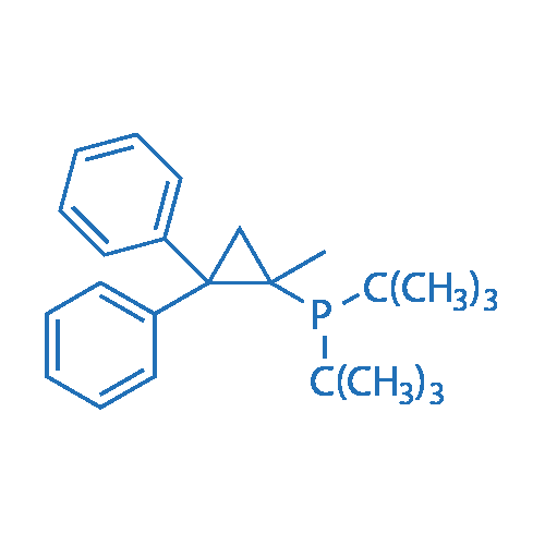 Di-tert-butyl(1-methyl-2,2-diphenylcyclopropyl)phosphine