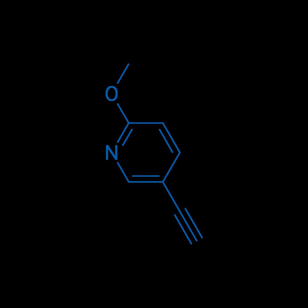 5-Ethynyl-2-methoxypyridine