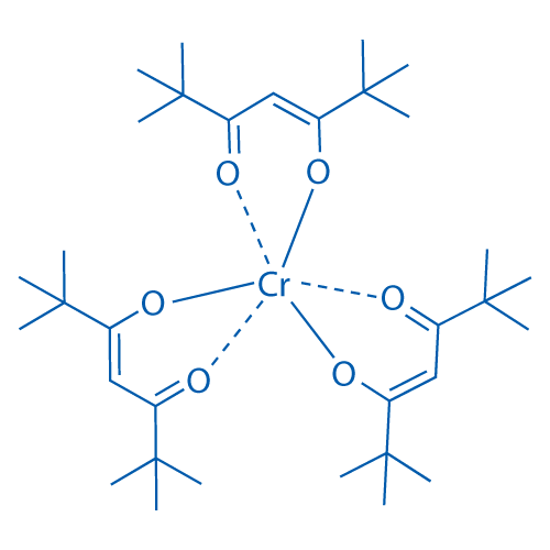 Chromiumtris(2,2,6,6-tetramethyl-3,5-heptanedionate)