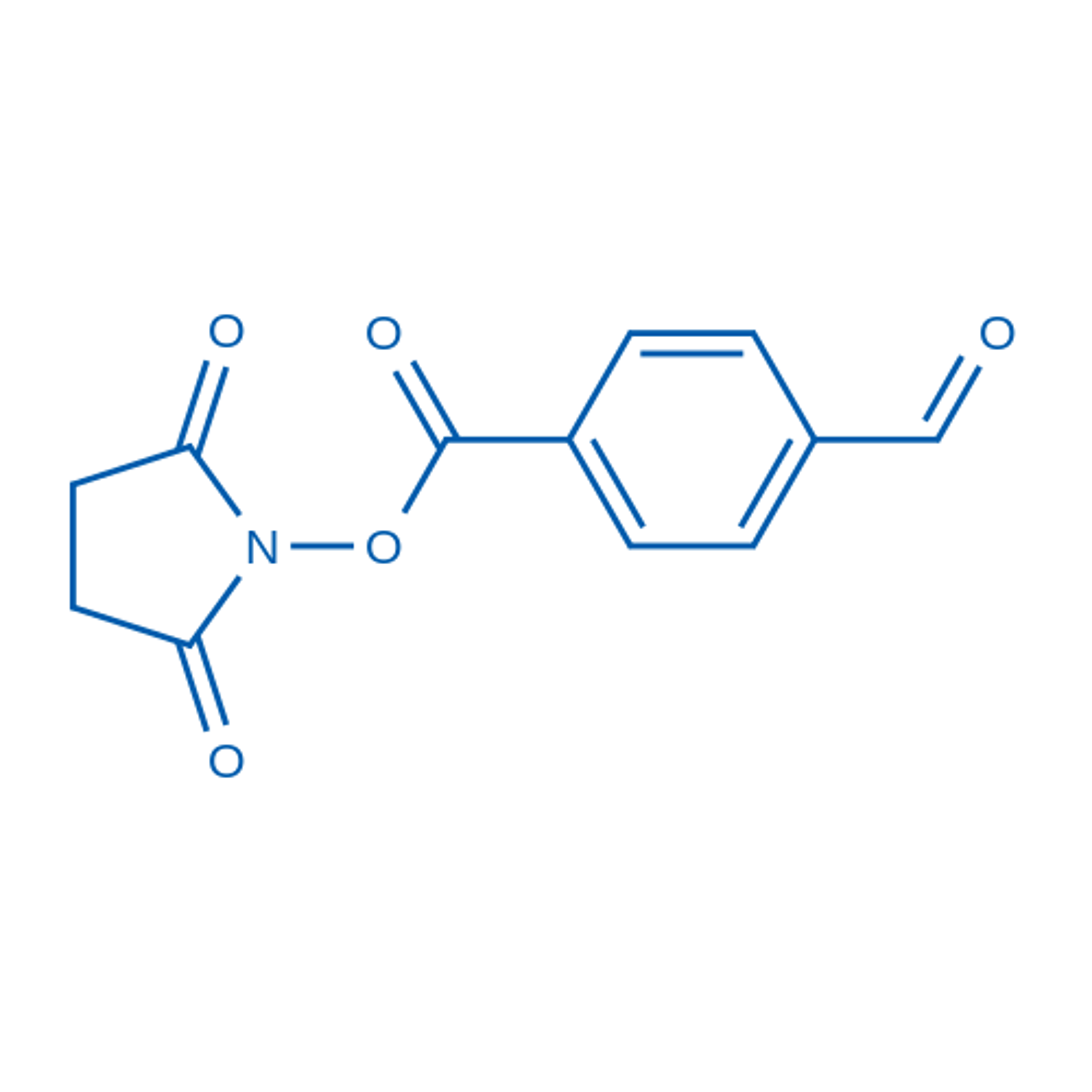 2,5-Dioxopyrrolidin-1-yl 4-formylbenzoate