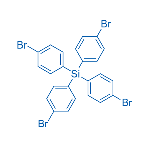Tetrakis(4-bromophenyl)silane
