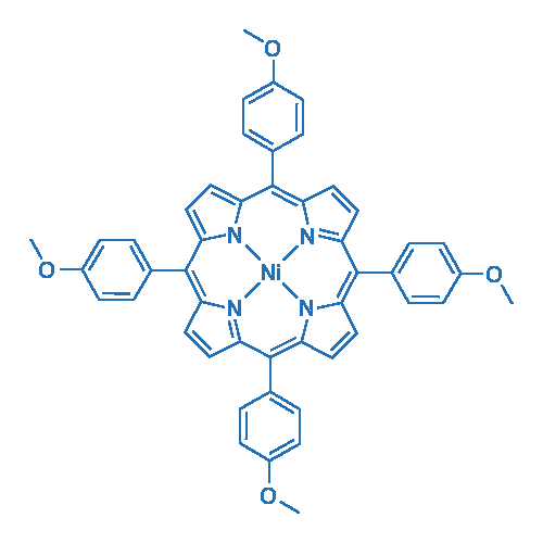 Nickel(II) tetramethoxyphenylporphyrin