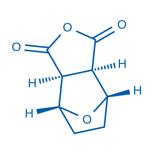 rel-(3aR,4R,7S,7aS)-Hexahydro-4,7-epoxyisobenzofuran-1,3-dione