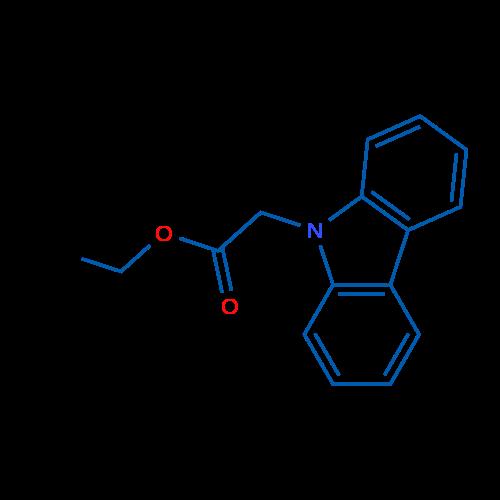 Ethyl 2-(9H-carbazol-9-yl)acetate