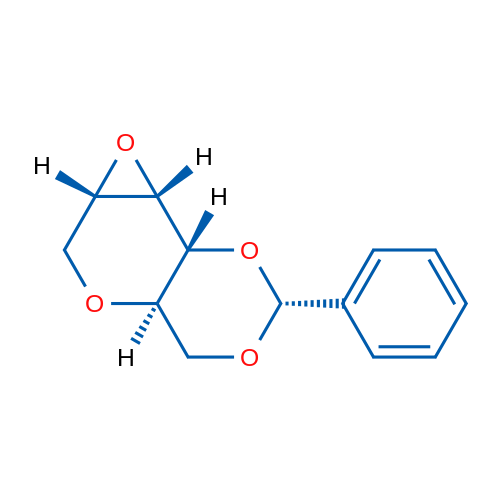 (1aS,3aR,6R,7aR,7bS)-6-Phenylhexahydrooxireno[2',3':4,5]pyrano[3,2-d][1,3]dioxine