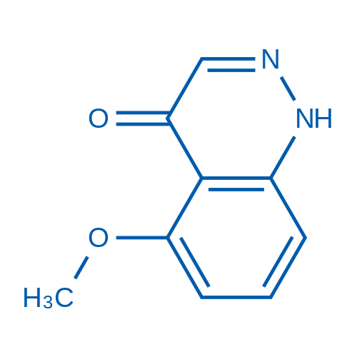 5-Methoxycinnolin-4(1H)-one