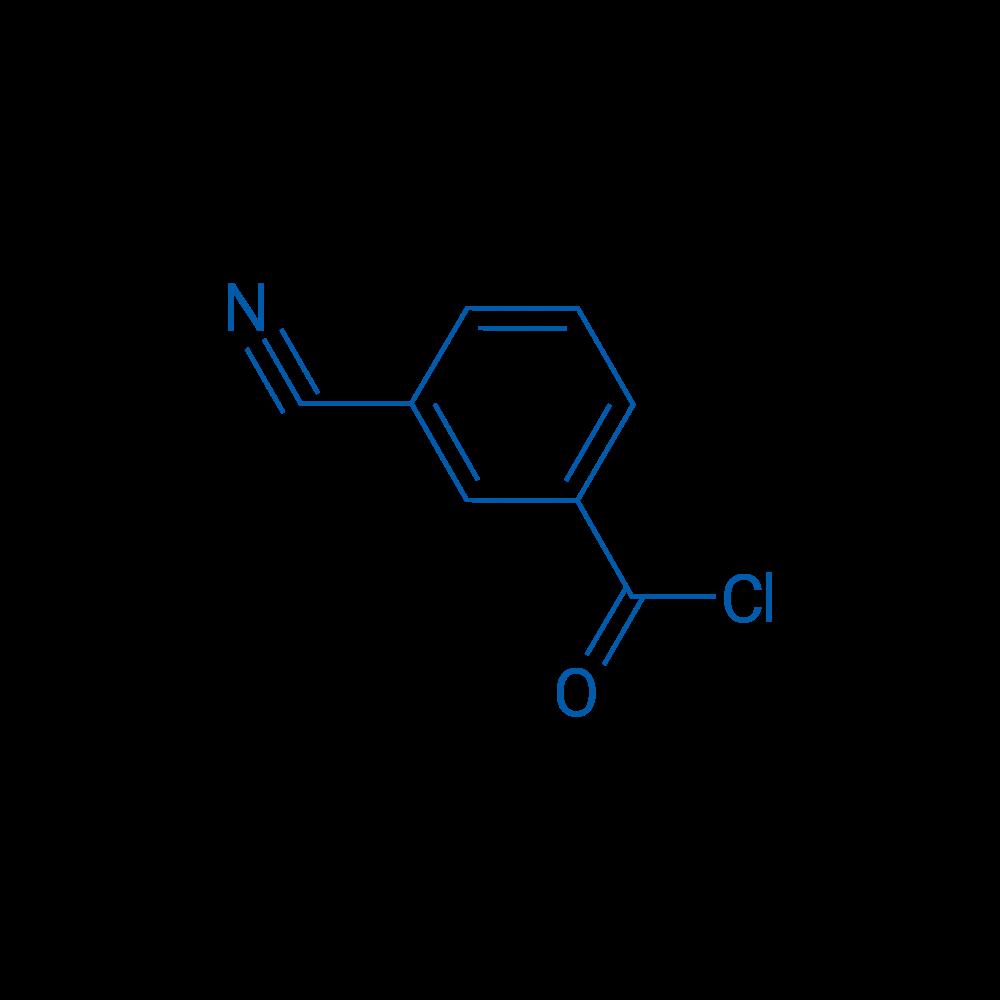 3-Cyanobenzoyl chloride