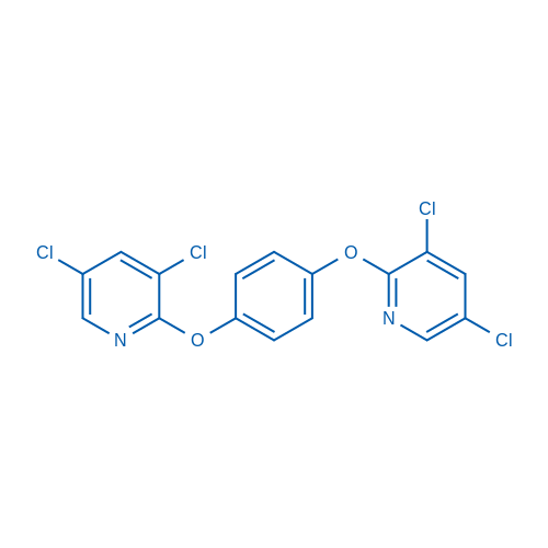 1,4-Bis((3,5-dichloropyridin-2-yl)oxy)benzene