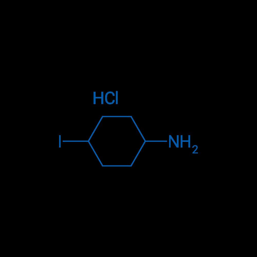 4-Iodocyclohexanamine hydrochloride
