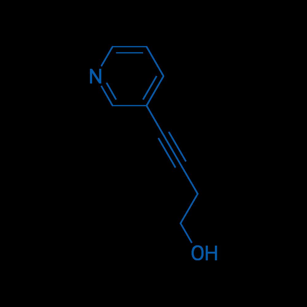 4-(Pyridin-3-yl)but-3-yn-1-ol