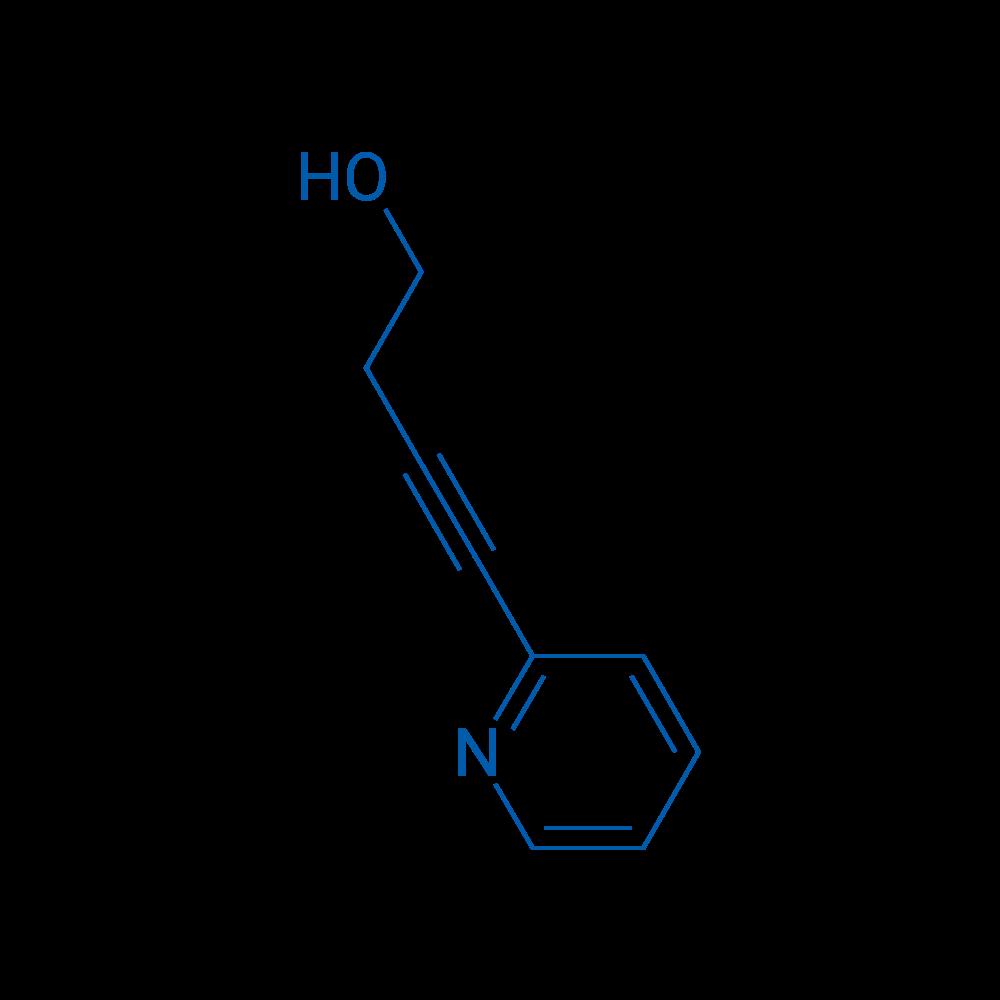 4-(Pyridin-2-yl)but-3-yn-1-ol