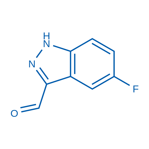 5-Fluoro-1H-indazole-3-carbaldehyde