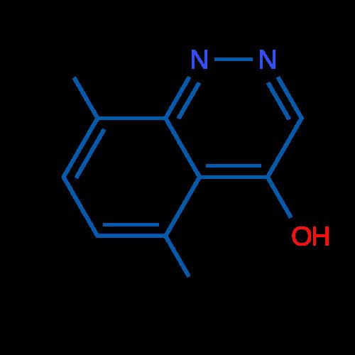 5,8-Dimethylcinnolin-4-ol
