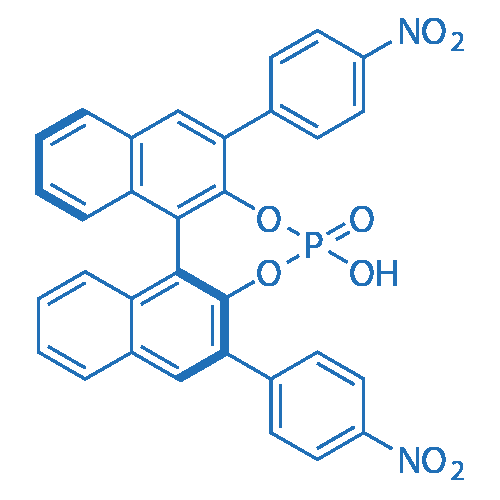 (11bS)-4-Hydroxy-2,6-bis(4-nitrophenyl)dinaphtho[2,1-d:1',2'-f][1,3,2]dioxaphosphepine 4-oxide