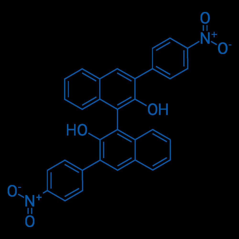 (S)-3,3'-Bis(4-nitrophenyl)-[1,1'-binaphthalene]-2,2'-diol
