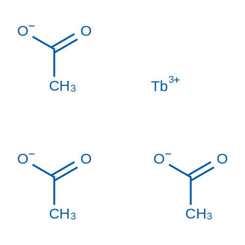 Terbium(III) acetate