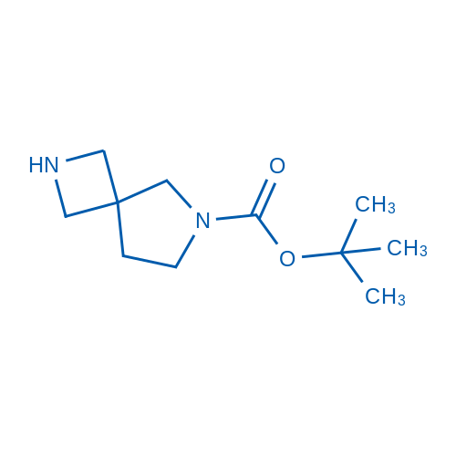 tert-Butyl 2,6-diazaspiro[3.4]octane-6-carboxylate