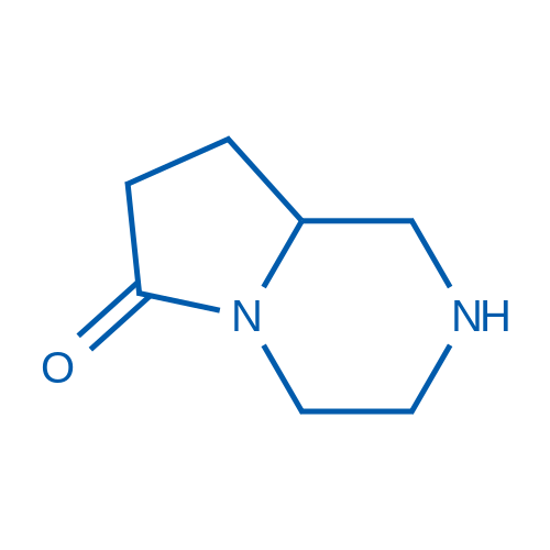 Hexahydropyrrolo[1,2-a]pyrazin-6(2H)-one