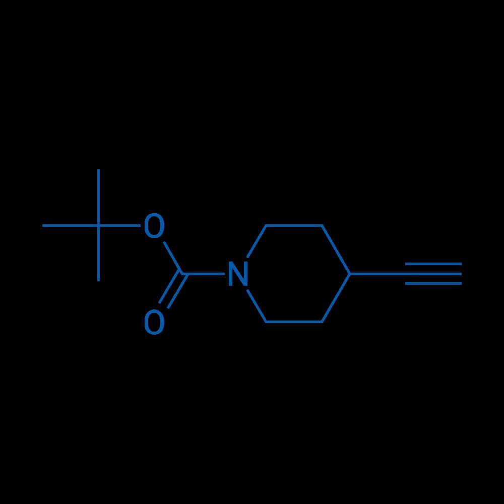 tert-Butyl 4-ethynylpiperidine-1-carboxylate