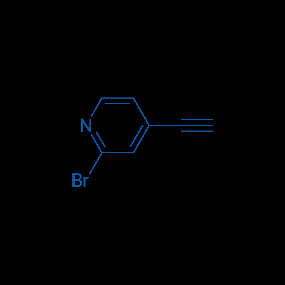 2-Bromo-4-ethynylpyridine